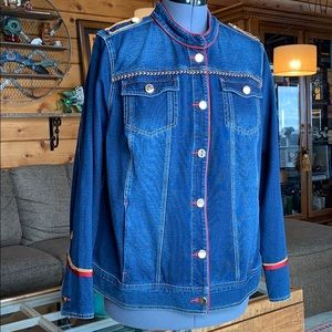 Chico's Zenergy Jacket 3/XL
